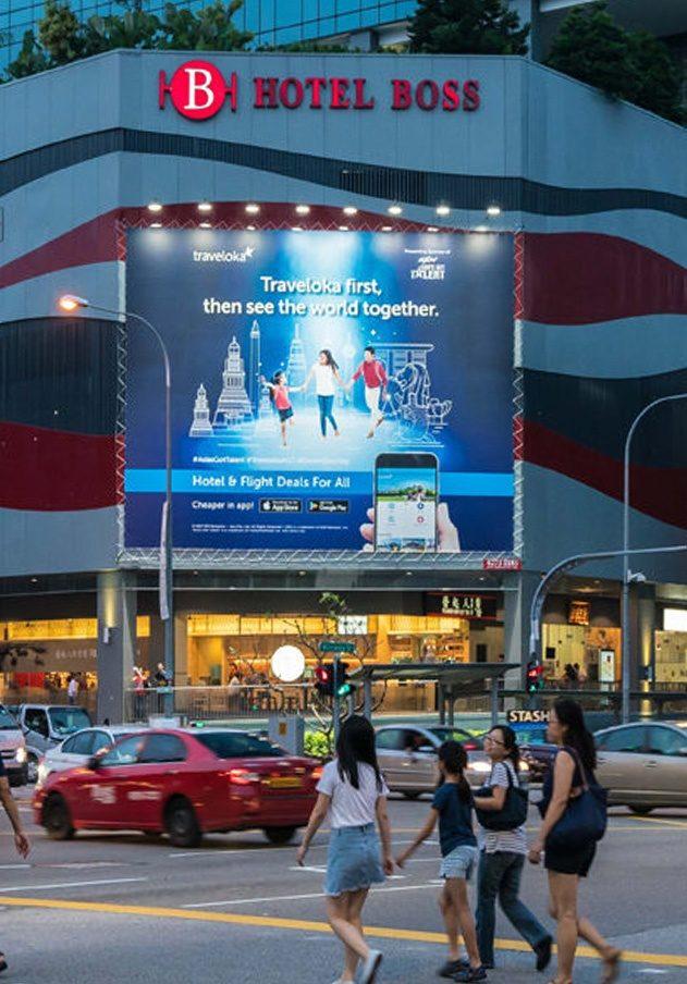 Static & Digital Billboards