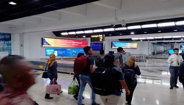 Bagasi T2D Bandara Soekarno-Hatta