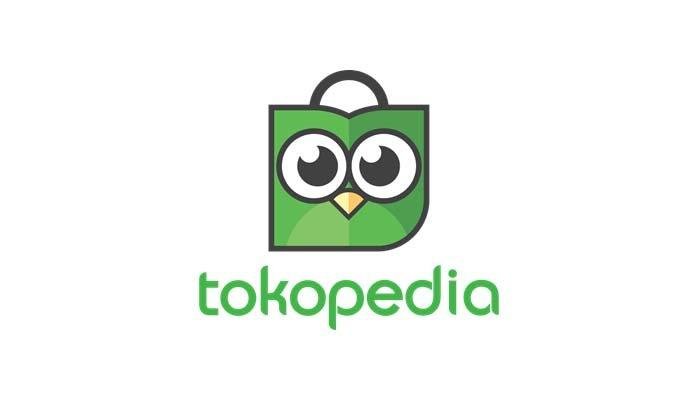 Tokopedia fix logo