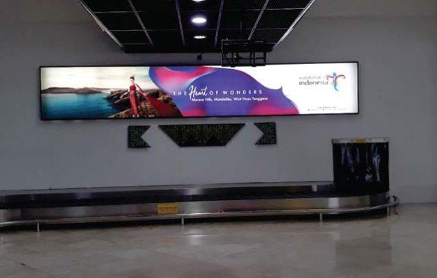 Terminal 2F Bandara Soekarno-Hatta