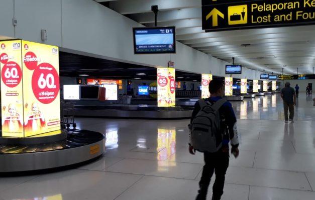 INDOSAT AT SOETTA AIRPORT