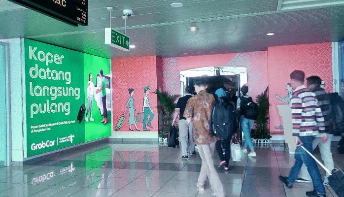 Bandara Internasional SMB II Palembang