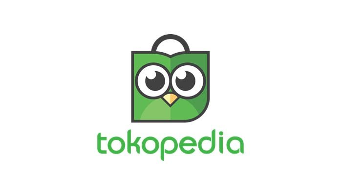Tokopedia fix logo