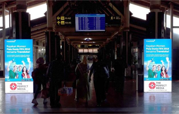 TRAVELOKA AT SOETTA AIRPORT