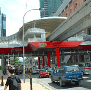 Outdoor Advertising in Malaysia, KL