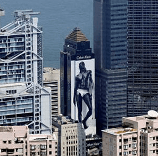 Hong Kong Will Not Arrest 27-Story Nearly Naked Man