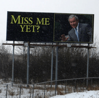 Billboards in The Internet Age = YES!