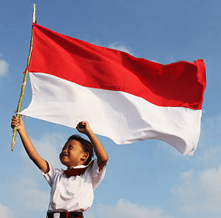 Happy Independence Day Indonesia!