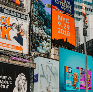 Outdoor Advertising – Embedded In The Fabric Of Media And Life Itself