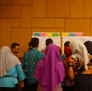 Indonesians in Singapore