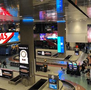 동남아시아의 새로운 광고의 중심지, 자카르타 수카르노 하타 국제 공항