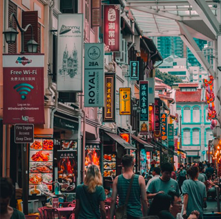 Chinatown Singapore – Revitalizing Faster Than We Think