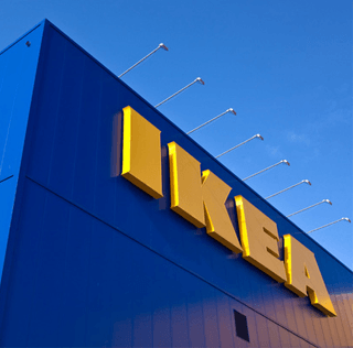 Maximizing a Small Space – Ikea RGB Billboard and Other Ways