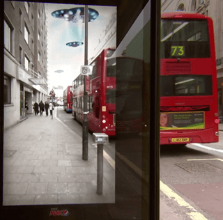 Pepsi Max Uses Augmented Reality in OOH Media