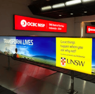 Higher Education Uses TPM Outdoor Media Locations for Brand Awareness