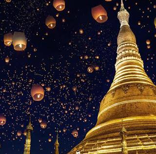 Myanmar Travels & Festivities