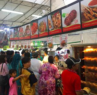 What's New in Geylang Bazaar 2016