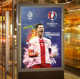UEFA 2016 and Out of Home Advertising