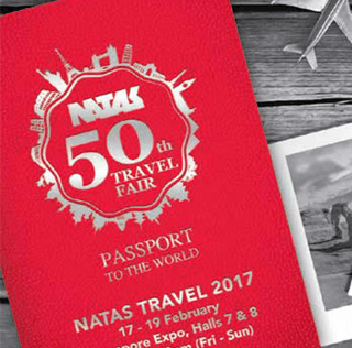 NATAS TRAVEL FAIR 2017 Outbound Tourism is Strong in Singapore