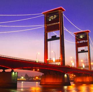 古老又朝气的城市 – 巨港, 给您不一样的视觉和体验