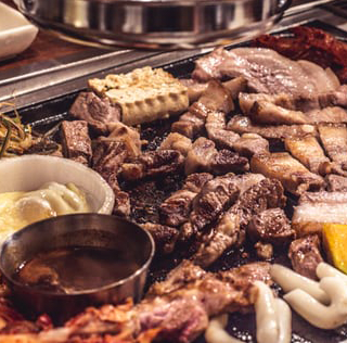 Seoul Garden Korean BBQ Lovers