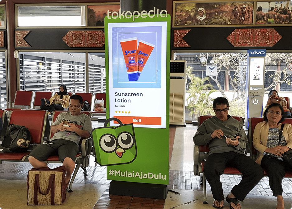 The Perfect Media Tokopedia