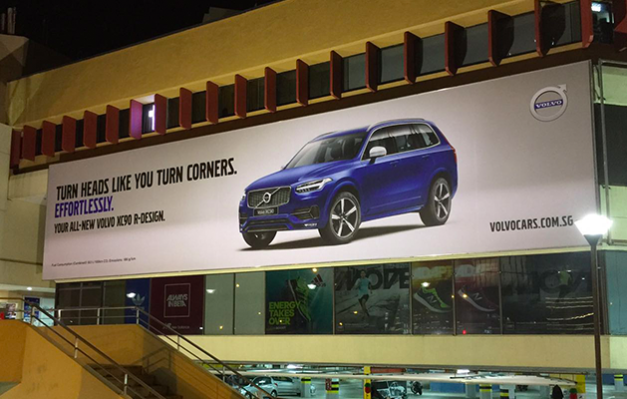Volvo at Queensway Shopping Centre