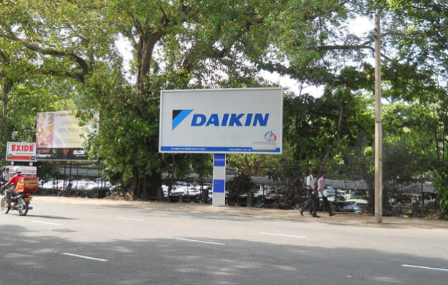 Daikin at Colombro, Sri Lanka
