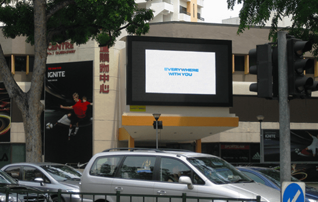 Daikin at Queensway Shopping Centre