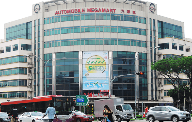 Daikin at Automobile Megamart (AML)