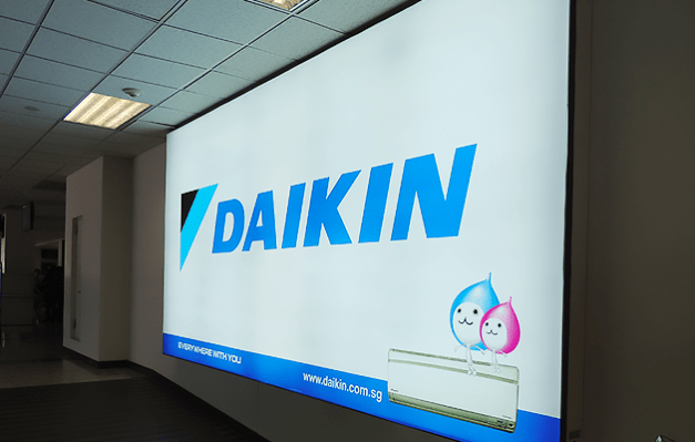 Daikin at Bandaranaike International Airport