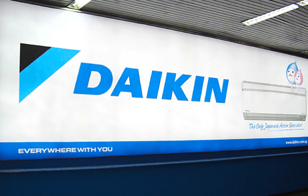 Daikin at Dhaka International Airport