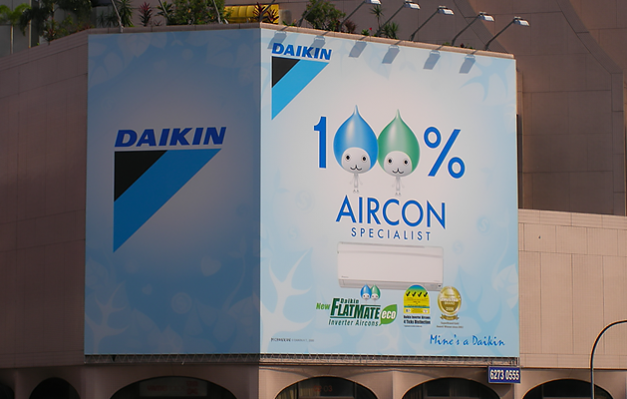 Daikin at Furama City Centre