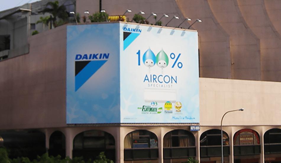 Daikin 100% Aircon