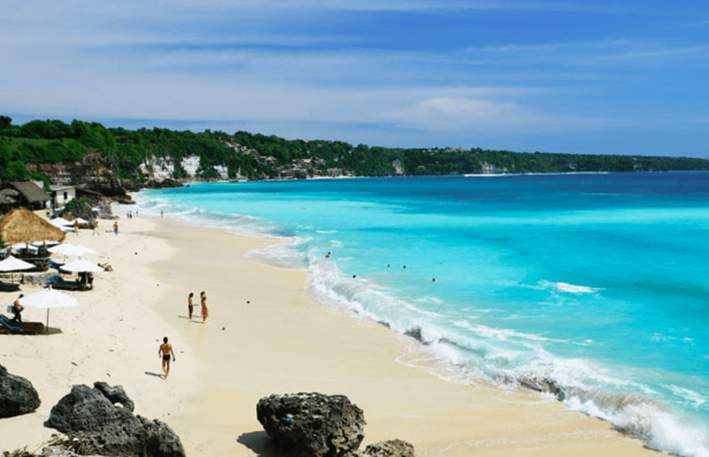 Bali, one of Singaporeans' top travel destinations