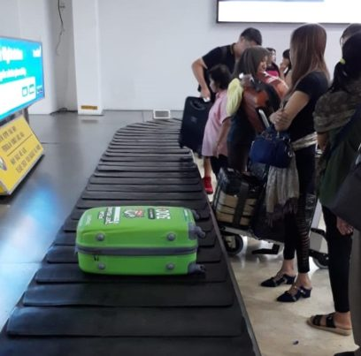 Tokopedia Luggage Ads