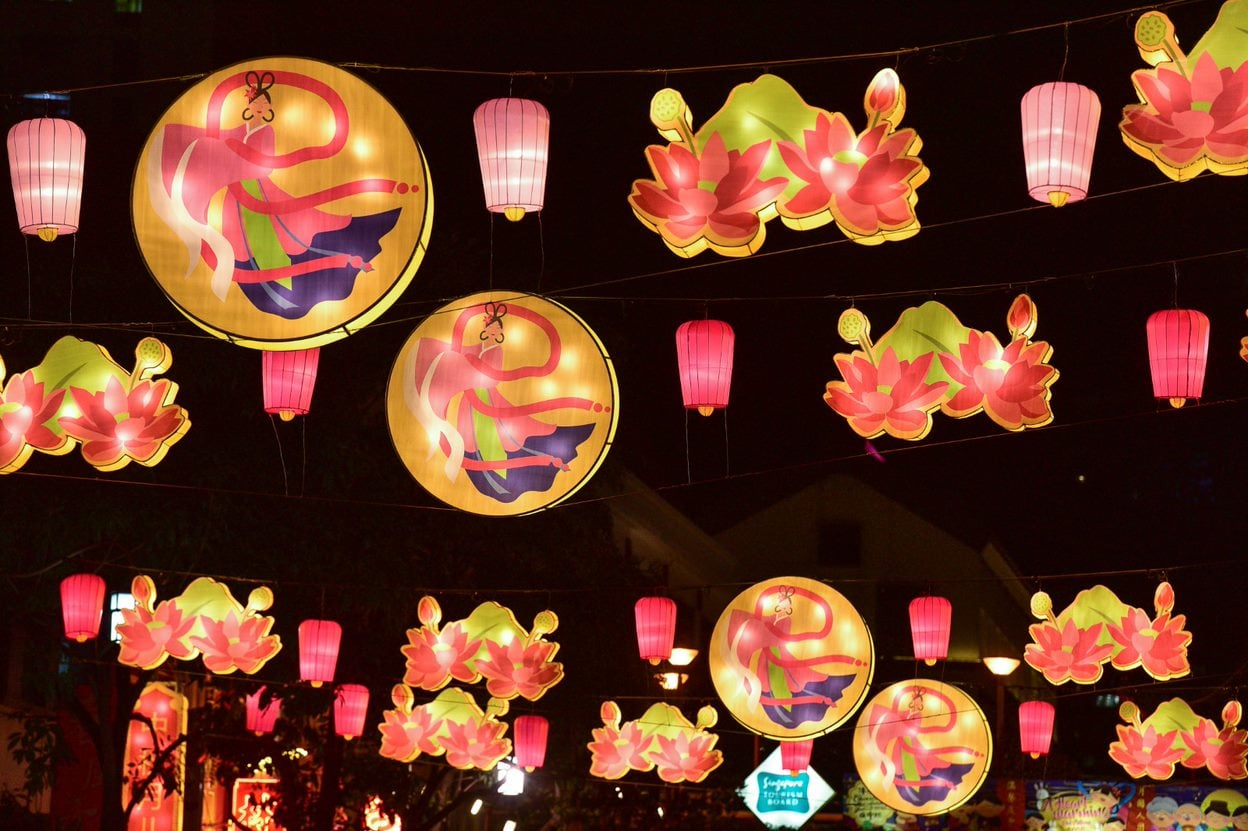 Celebrating the Mid-Autumn Festival during a pandemic