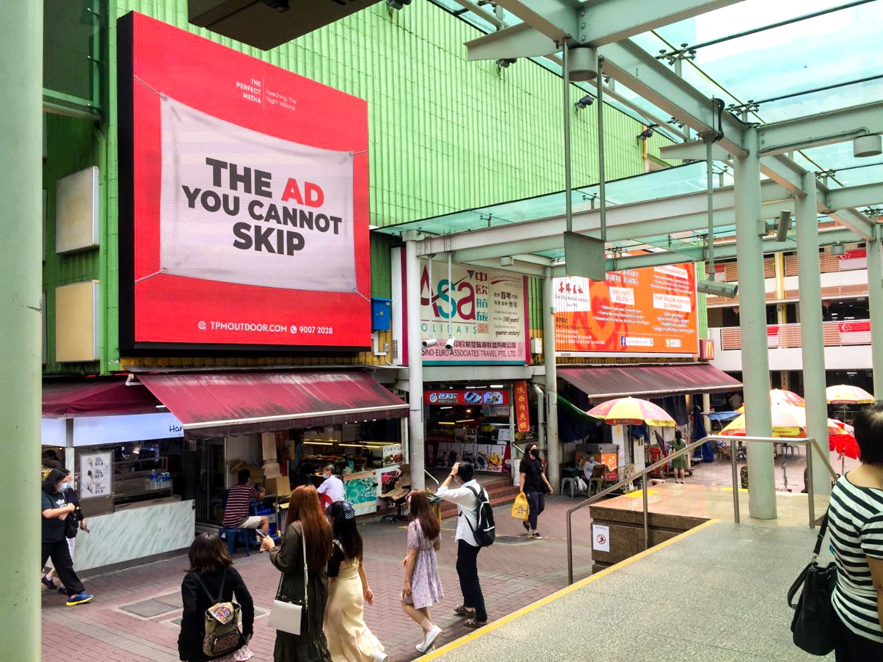 5 Trends for Out-of-Home in 2020 : Redefining Outdoor Advertising