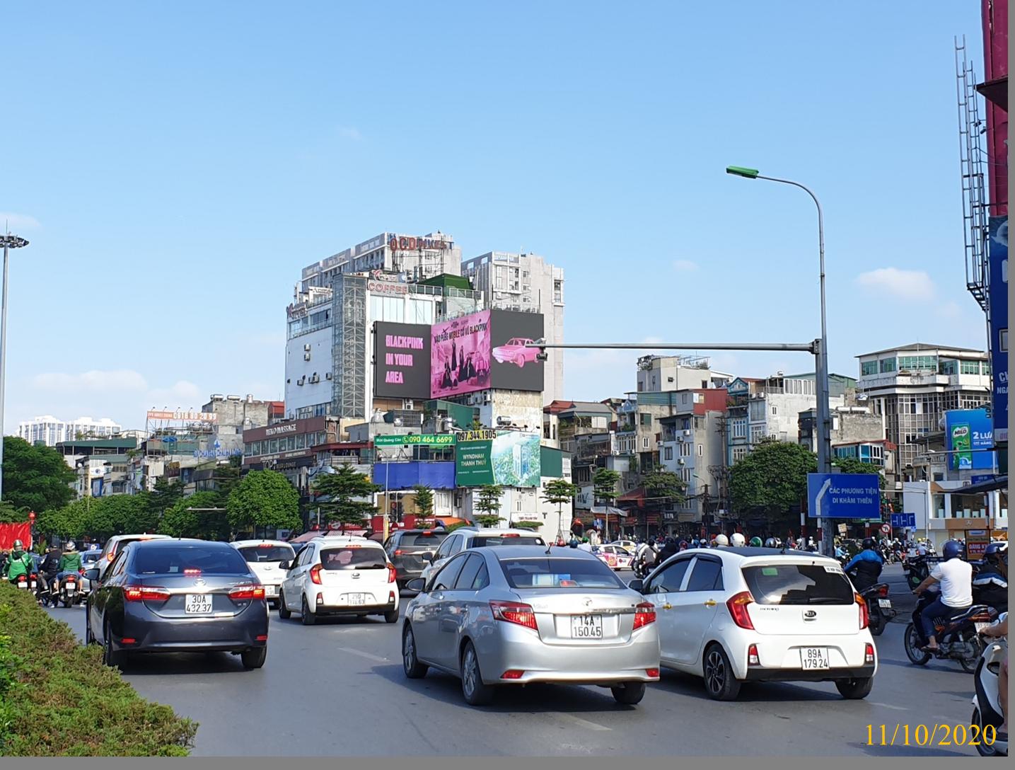 CHIẾN DỊCH QUẢNG BÁ OOH : PUBG MOBILE VIETNAM x BLACKPINK