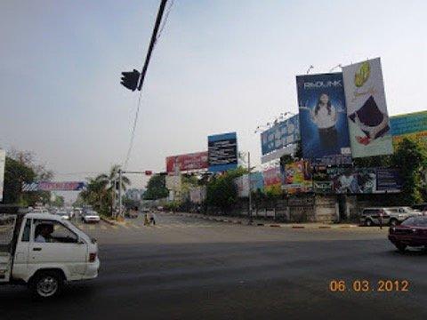 Quảng Cáo Ngoài Trời tại Myanmar