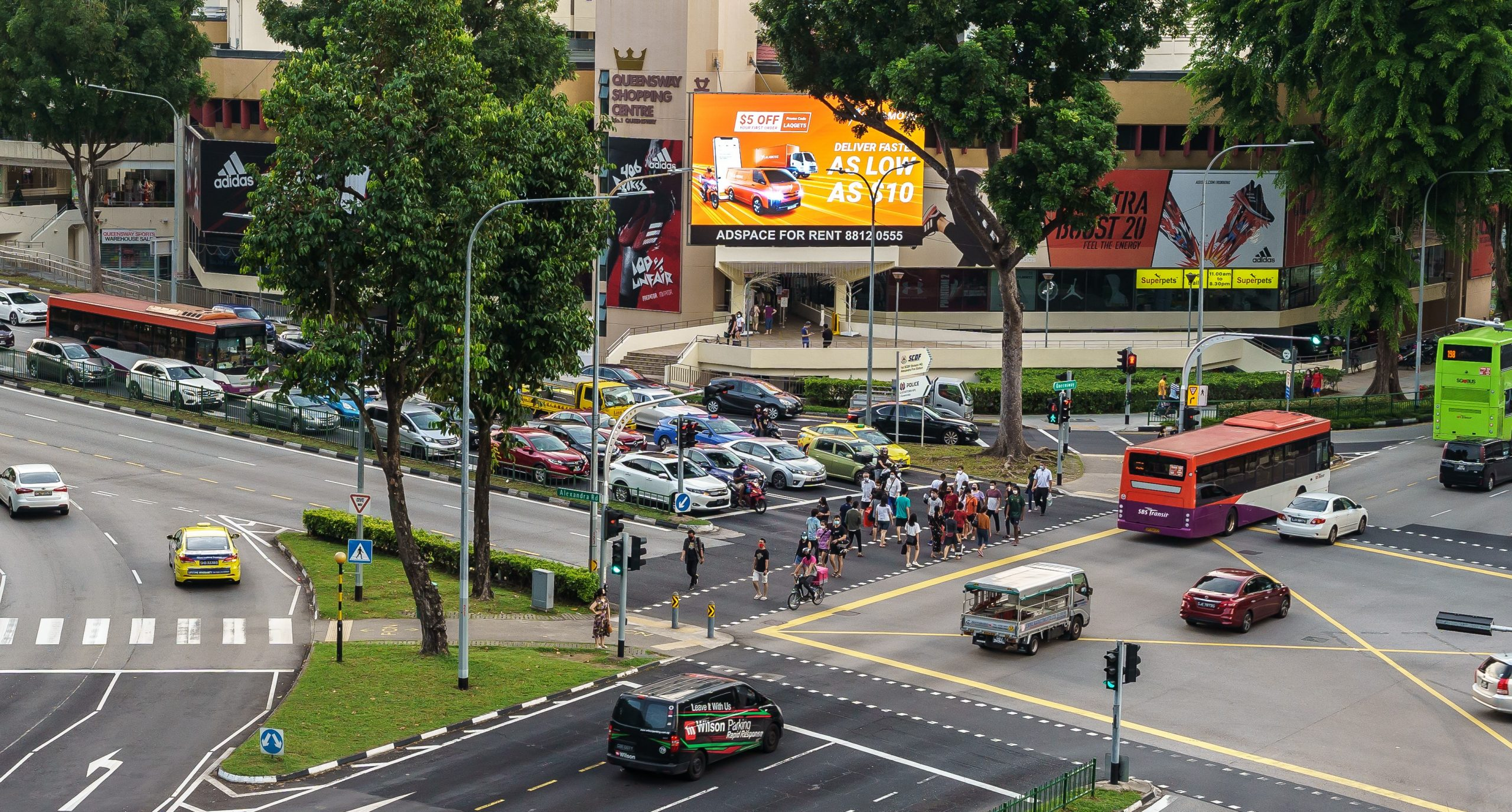 Out-of-Home Advertising in Singapore During the Pandemic