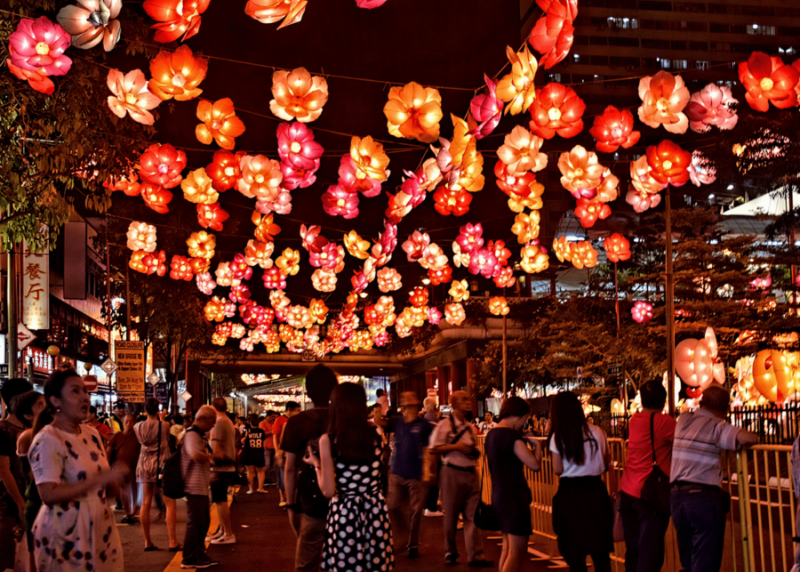 Celebrating Mid Autumn Festival in Singapore and Useful Tips for Advertiser